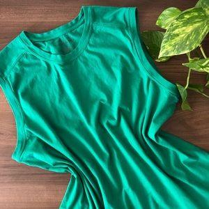 Emerald Modern Tank Top
